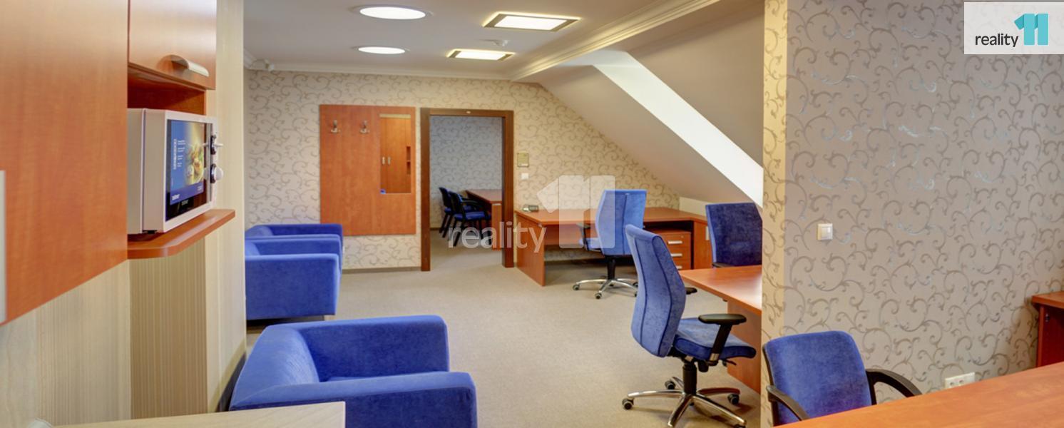 Pronájem komerčního objektu, Kanceláře, 75 m2