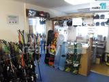 Prodej půjčovny lyží-bazaru-ski servisu včetně nebytového prostoru 42m2