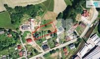 Prodej stavební pozemek 2400 m2, Chrastava