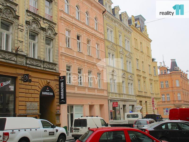 Obchodní prostory na pronájem, Karlovy Vary