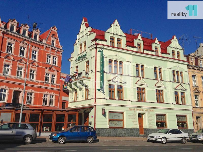 Prodej komerčního objektu, Ubytování, 1006 m2