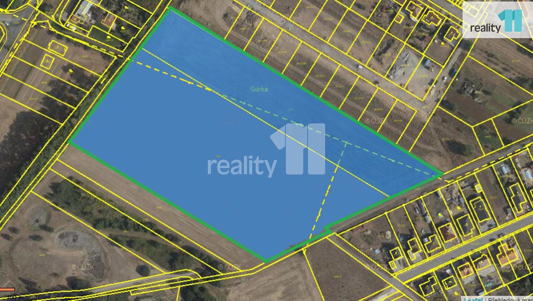 Prodej pozemku, Pro bydlení, 38883 m2
