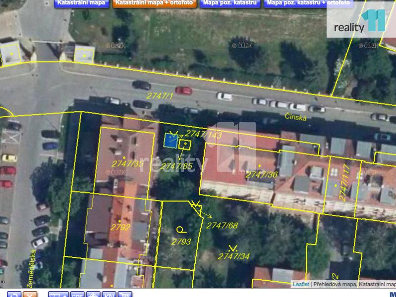 Prodej pozemku, Ostatní, 12 m2