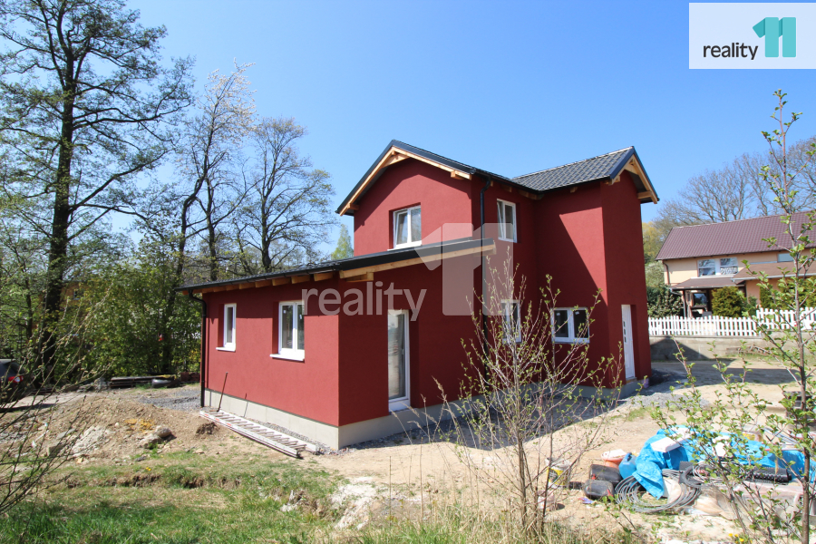 Prodej domu, Rodinný, 100 m2 novinka