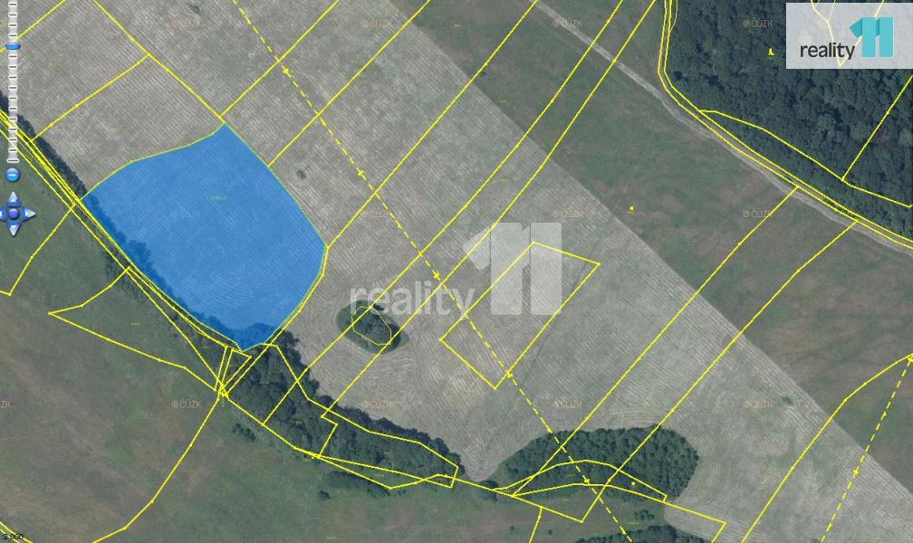 Prodej pozemku, Zemědělská půda, 16019 m2