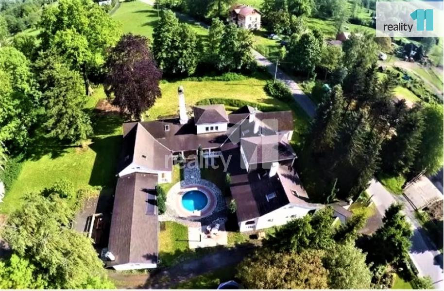 Prodej domu, Rodinný, 4603 m2